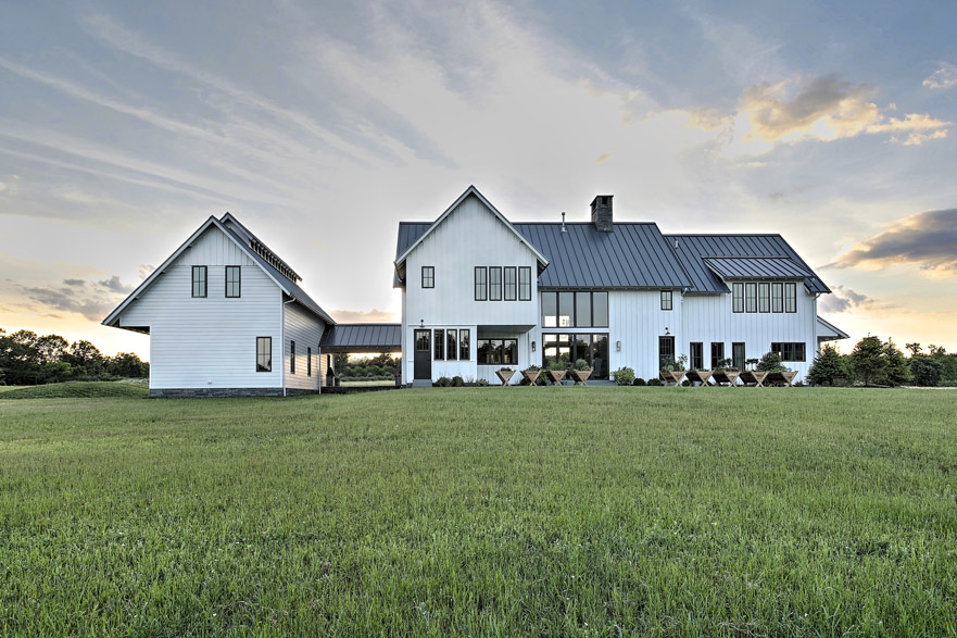 Mine Brook Farm | WESKetch Architecture and Construction | Long Hill NJ