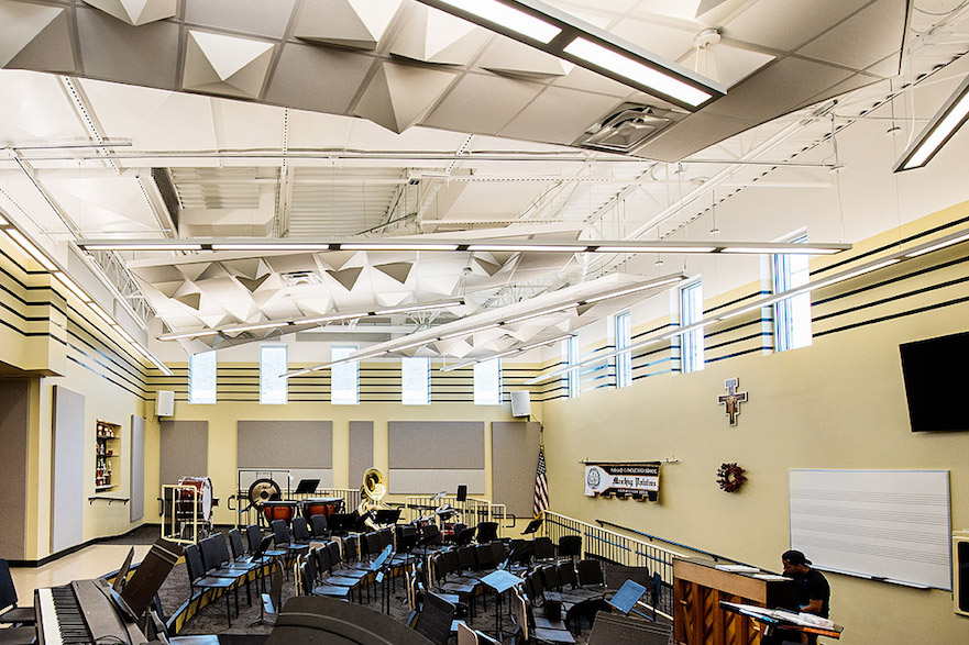Paramus Catholic High School | WESKetch Architecture and Construction