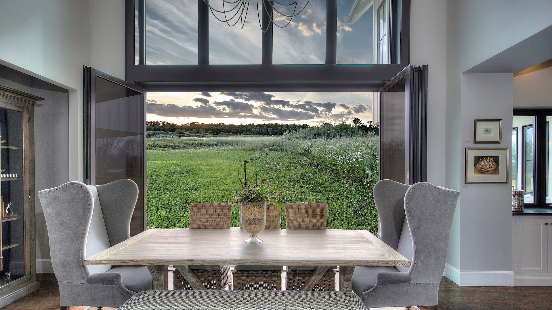 Mine Brook Farm, Basking Ridge, NJ | WESKetch Architecture and Construction