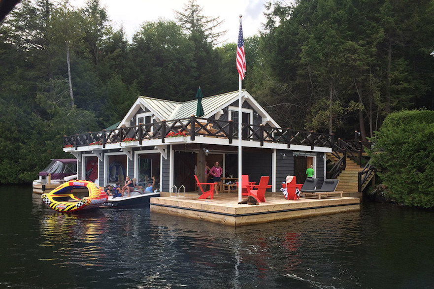 Boathouse | WESKetch Architecture + Construction