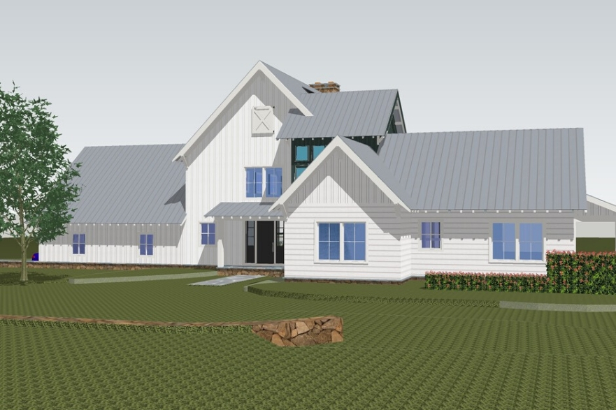 Cold Brook Farm | WESKetch Architecture + Construction