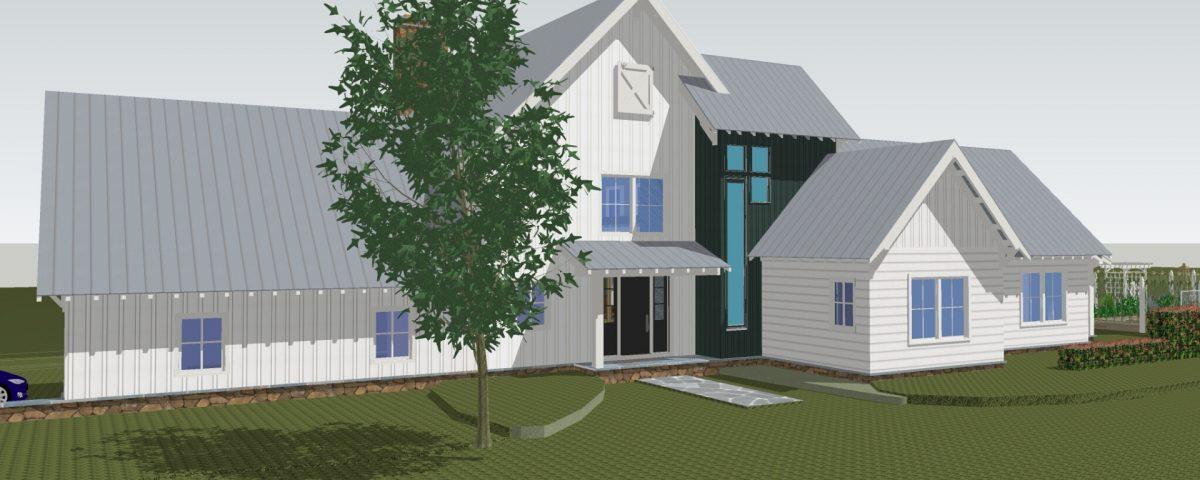 Cold Brook Farm | WESKetch Architecture + Construction
