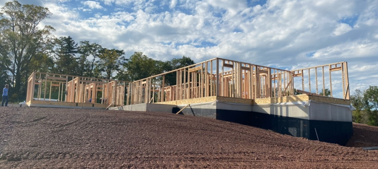 Tstud at Cold Brook Farm | WESKetch Architecture + Construction