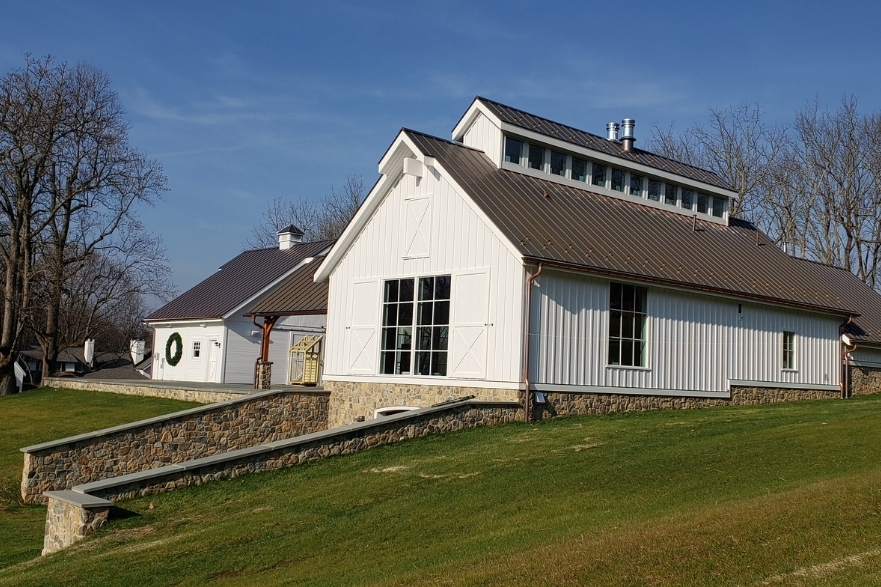 Colwell Barn | WESKetch Architecture + Construction