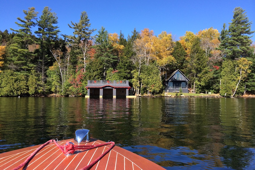 Buck Island | Lake Placid | WESKetch Architecture + Construction