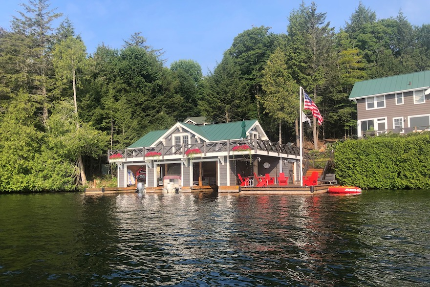 Camp Black Hawk | Lake Placid | WESKetch